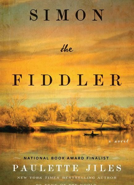 Simon the Fiddler by Paulette Jiles – Blog Tour and Book Review
