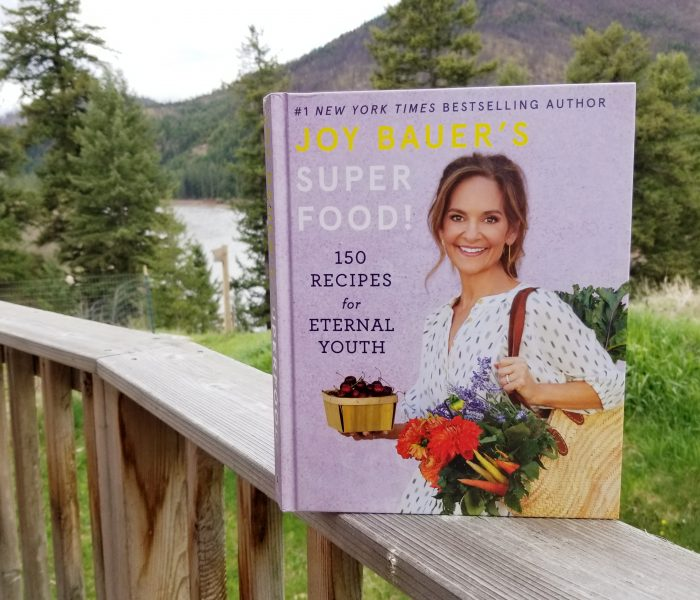 Joy Bauer's Super Food! Cookbook Review