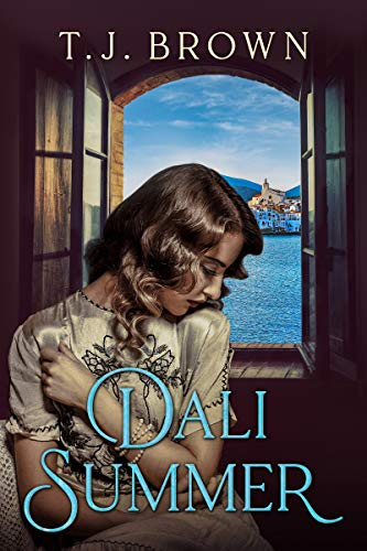 Dali Summer by T.J. Brown – Blog Tour Book Review with Giveaway