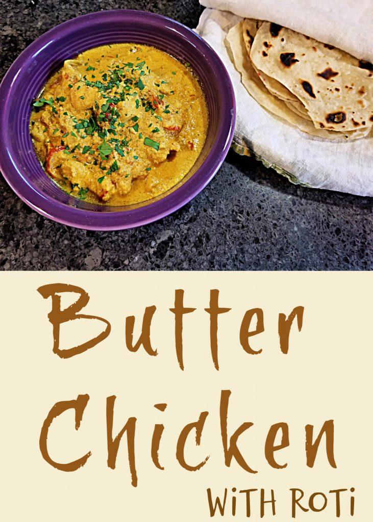 butter chicken recipe