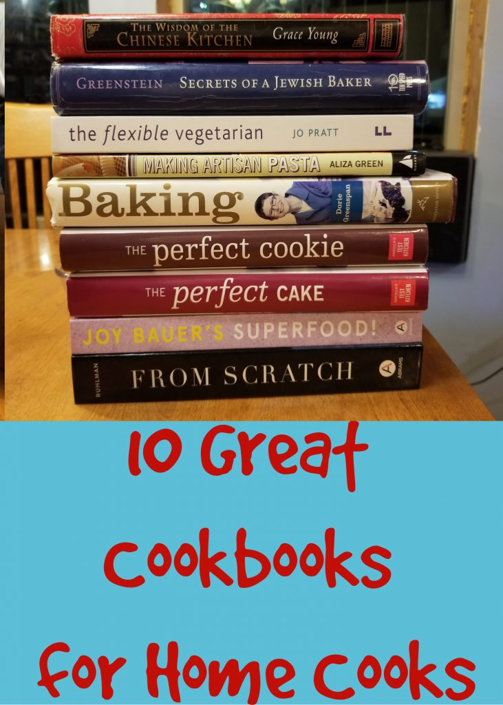 cookbooks for home cooks