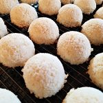 coconut cookie recipe, gluten free recipe