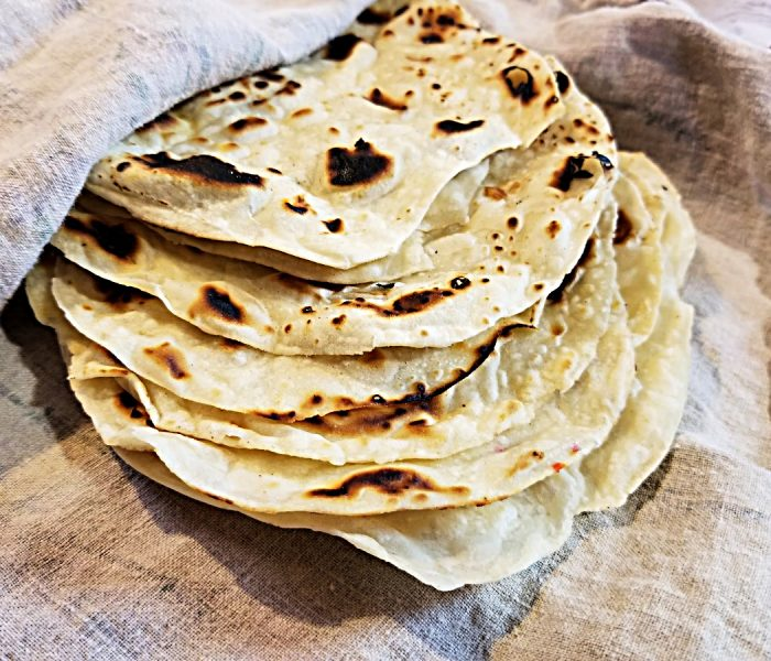 Roti Recipe – Buttery Indian Flatbread