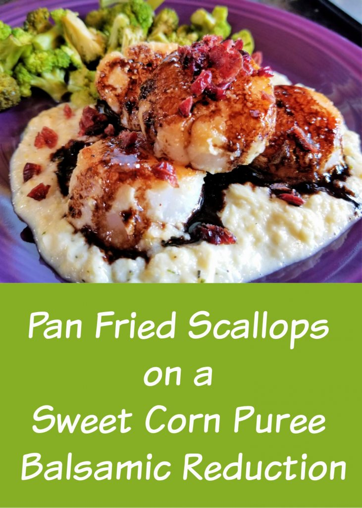 pan fried scallops recipe