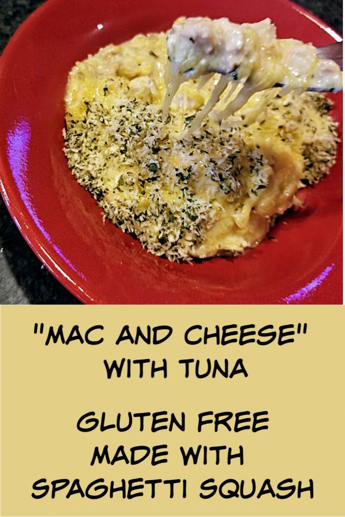 gluten free mac and cheese