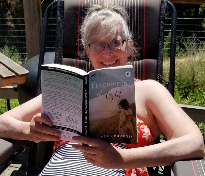 Fragments of Light by Michele Phoenix – Blog Tour and Book Review