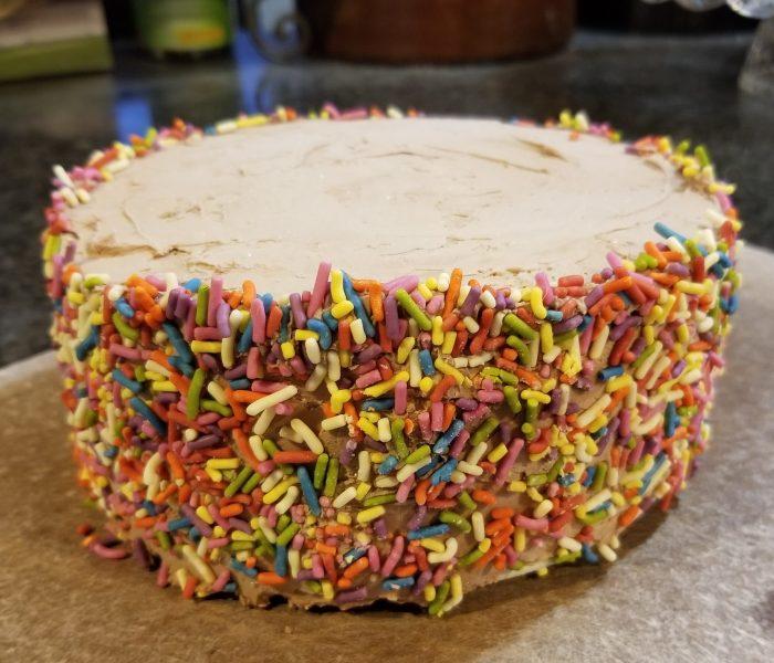 Mini Ice Cream Cake – Easy Dessert