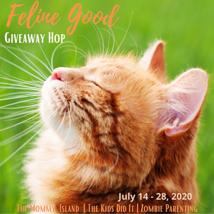 Feline Good Giveaway Hop