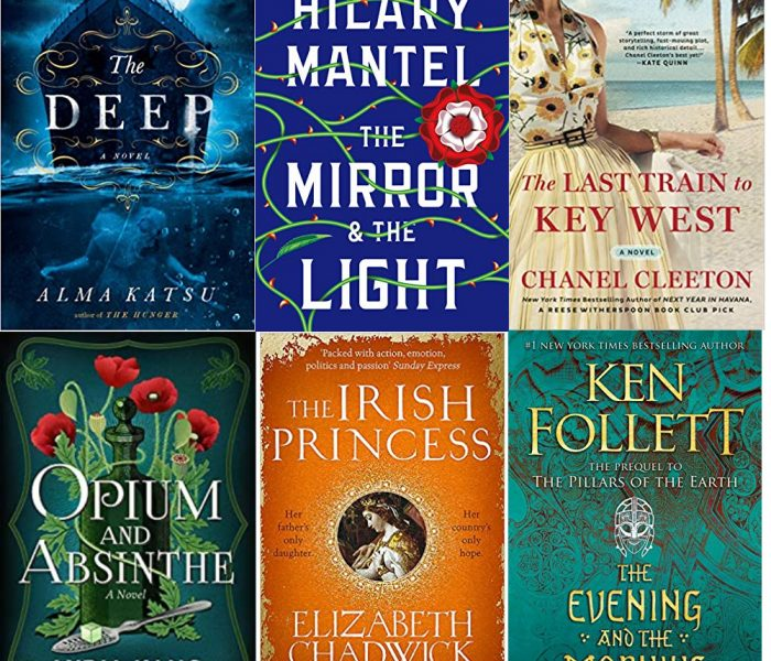 2020 Historical Fiction Books I Want to Read