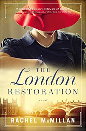 The London Restoration cover