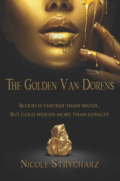 The Golden Van Dorens by Nicole Strycharz – Blog Tour and Book Spotlight