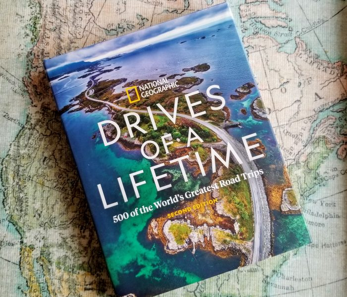 National Geographic Drives of a Lifetime – Blog Tour and Book Review