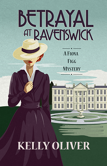 Betrayal at Ravenswick by Kelly Oliver – Blog Tour and Book Review