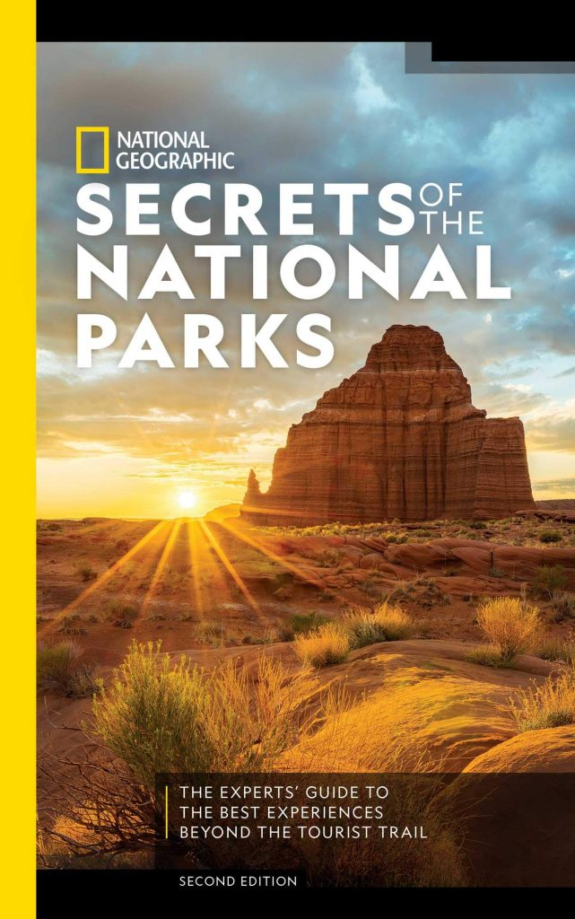 Secrets of the National Parks cover