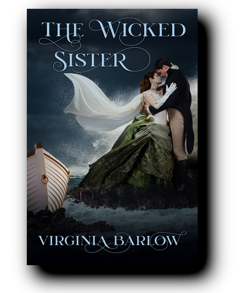 The Wicked Sister by Virginia Barlow – Blog Tour, Excerpt, and Book Review