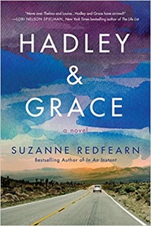 Hadley & Grace by Suzanne Redfearn – Blog Tour, Book Spotlight, and Excerpt