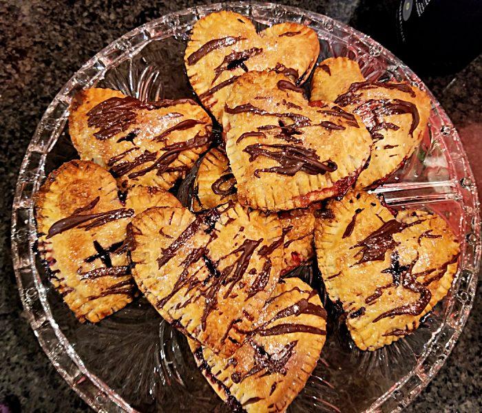 Heart Shaped Fruit Hand Pies – A Romantic Dessert