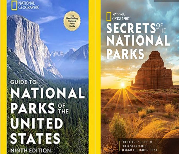 National Geographic: Secrets and Guide to National Parks