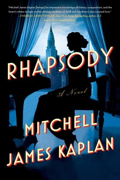 Rhapsody by Mitchell James Kaplan – Blog Tour, Excerpt and Book Review