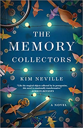 The Memory Collectors by Kim Neville – Book Review