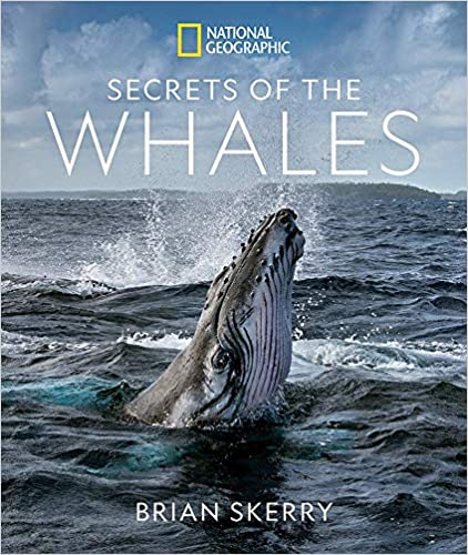 Secrets of the Whales by Brian Skerry – Book Review and the April Showers Giveaway Hop. Enter to Win $50 to Kona Bay Books