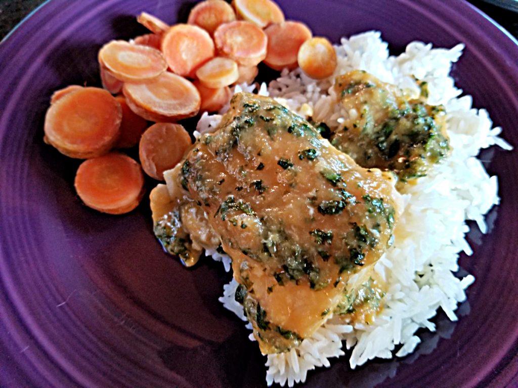 citrus halibut recipe