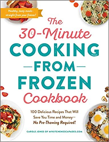 Cooking From Frozen cookbook