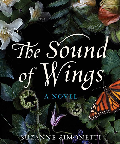 The Sound of Wings by Suzanne Simonetti – Book Review