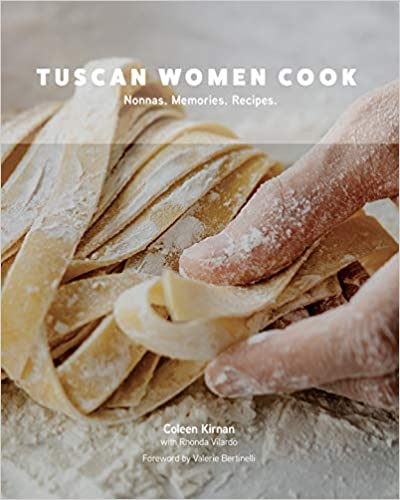 Rosemary Chicken with Garlic from Tuscan Women Cook by Coleen Kirnan