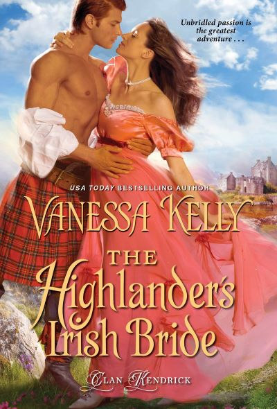 The Highlander's Irish Bride by Vanessa Kelly – Blog Tour and Book Review with a Giveaway