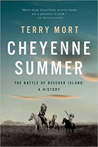 Cheyenne Summer by Terry Mort – Book Spotlight