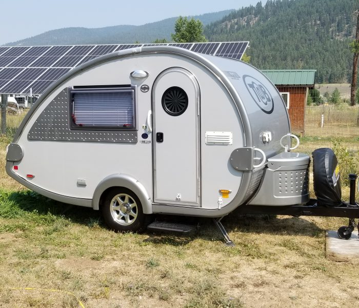 Montana to Vermont – Traveling in in a Tab Trailer