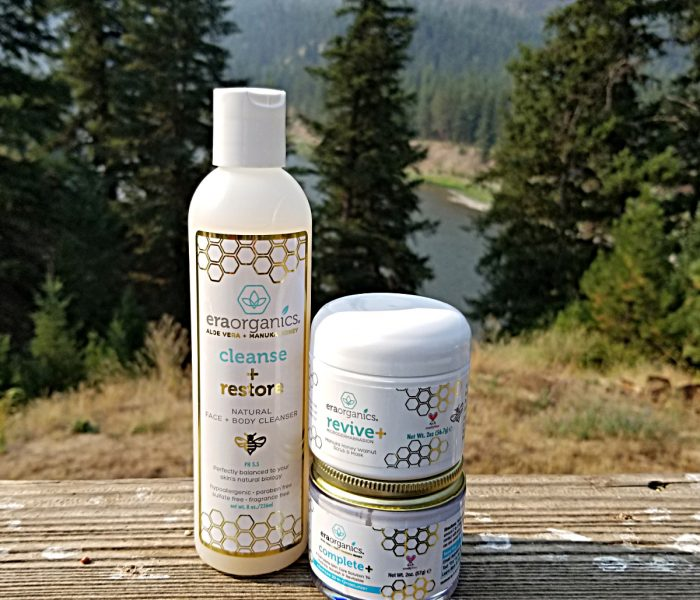 era Organics- Plant Based Skin Care Products Review