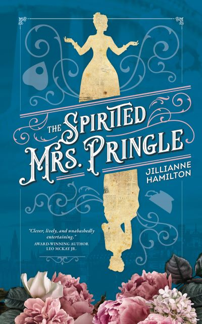 The Spirited Mrs. Pringle NEW